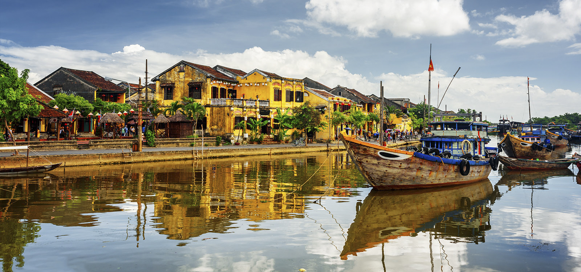 Slide - Private Car Transfer Hoi An