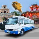 Bus from Hue to Hoi An
