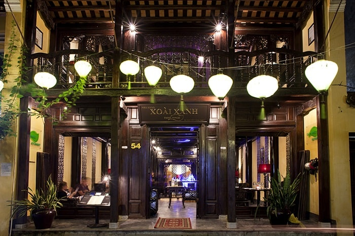 Restaurants in Hoi An Ancient Town